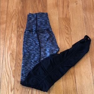 Lululemon Legging (with foot holes)